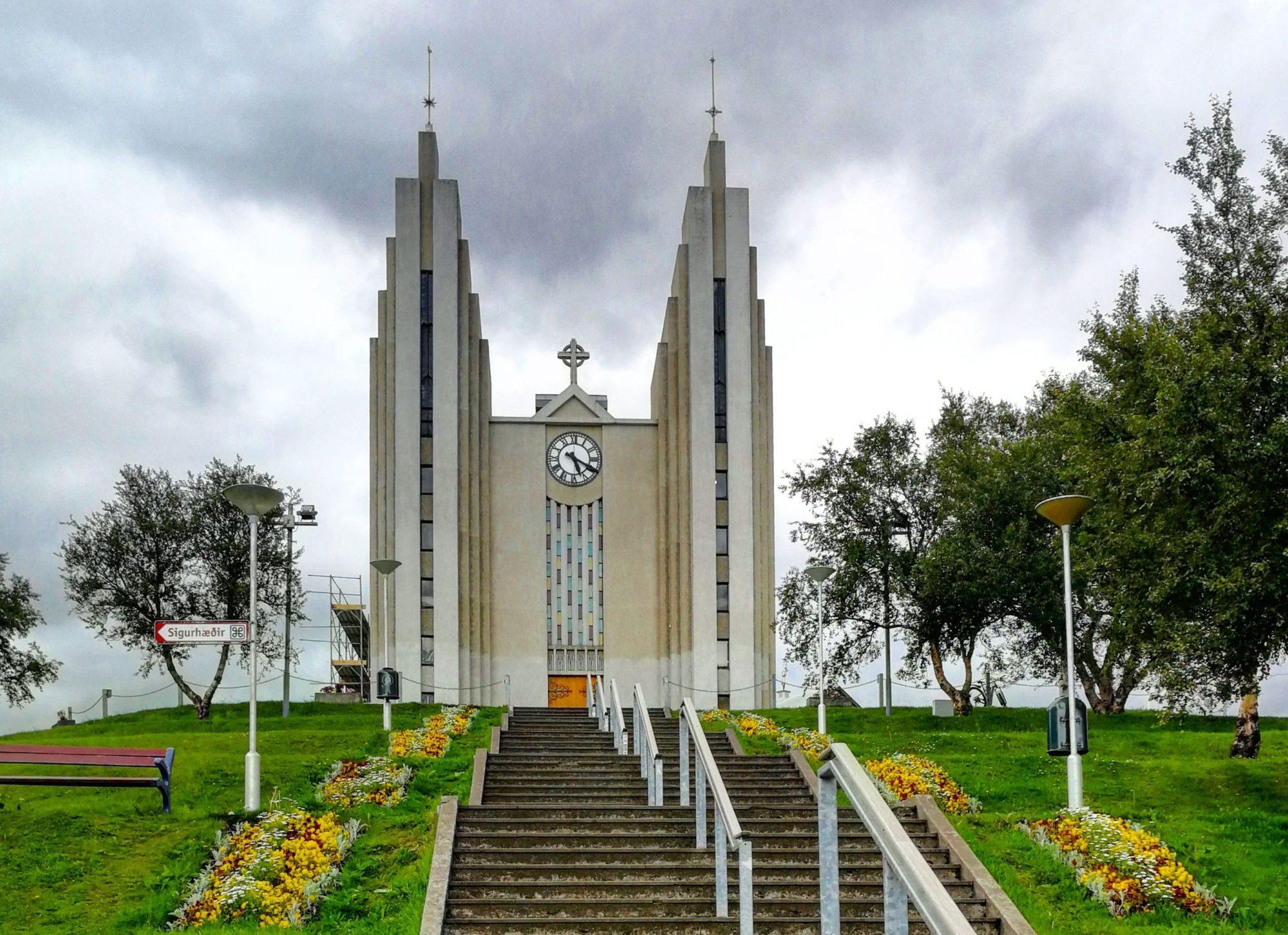 Kirche Akureyri