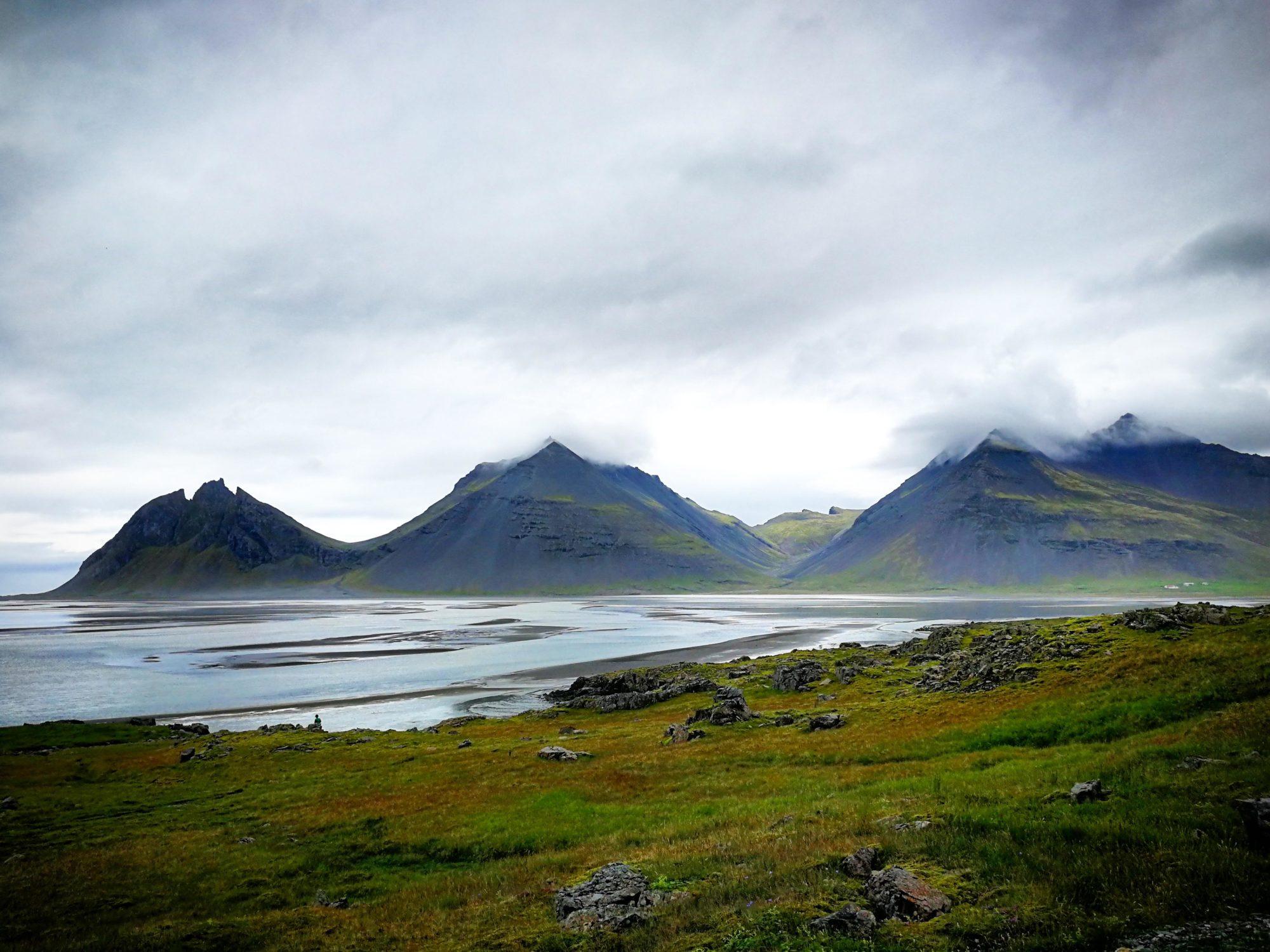 Der Osten von Island